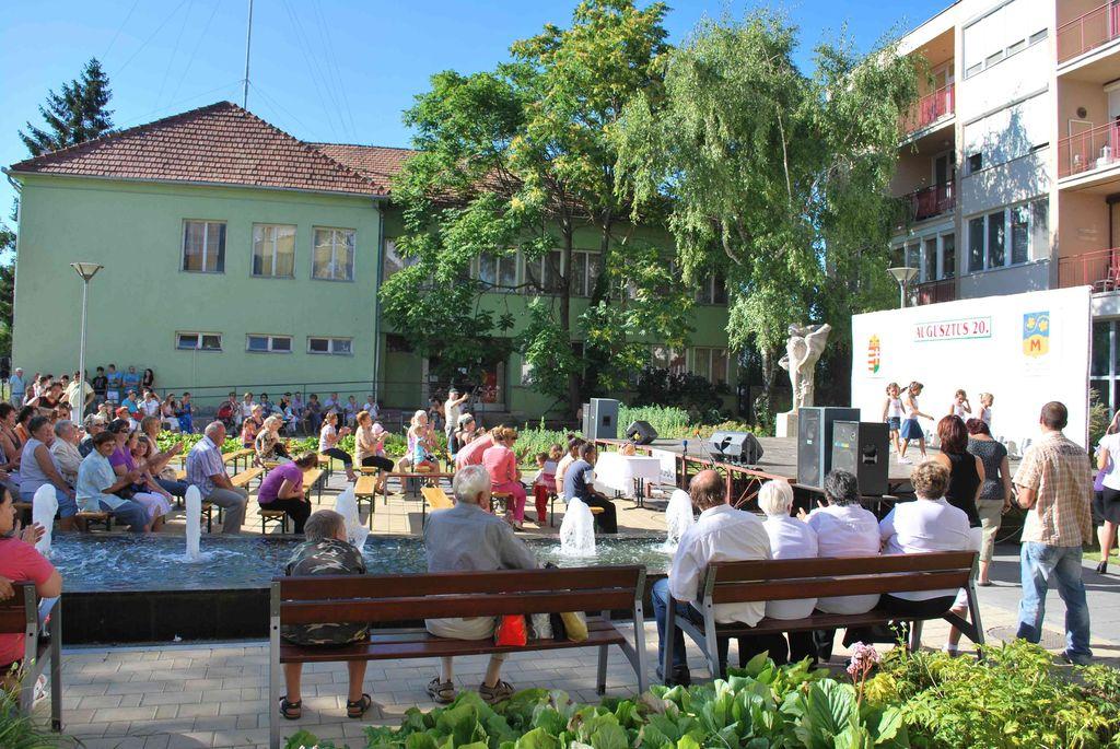 Az államalapítás ünnepe - 2011.08.20.