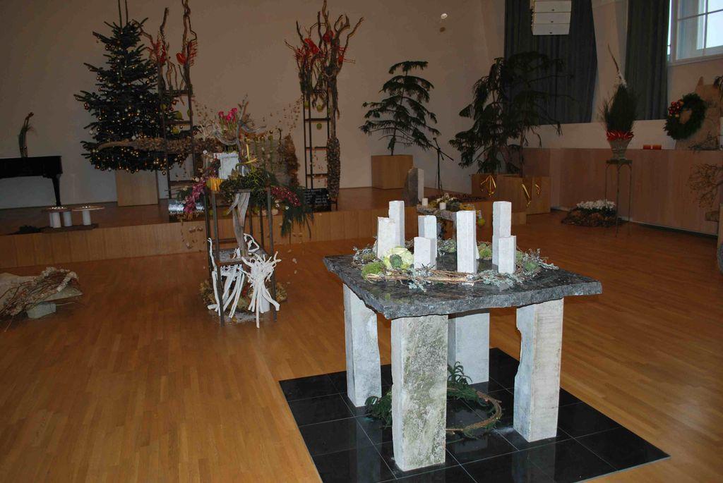 Adventi kiállítás - 2011.12.