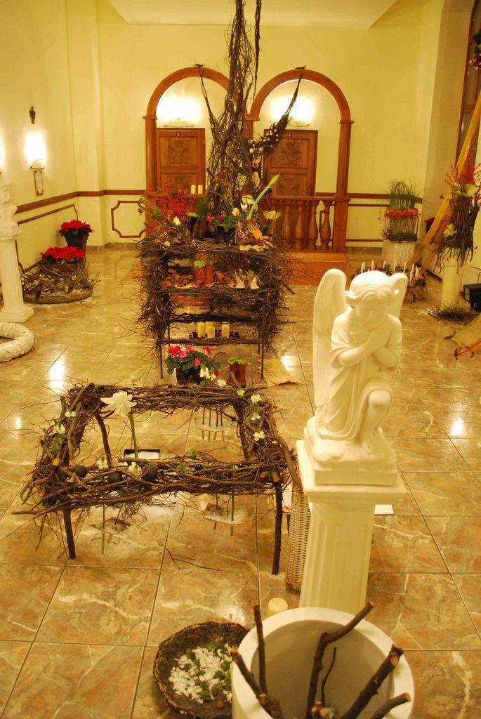 Adventi kiállítás - 2010. advent