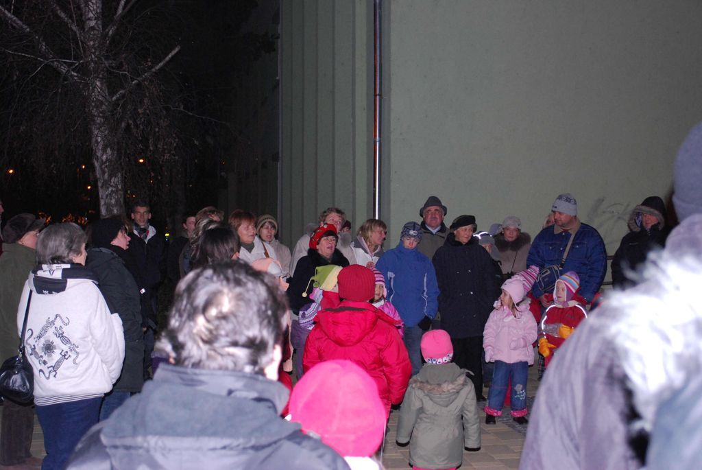 Adventi programok - 2009.