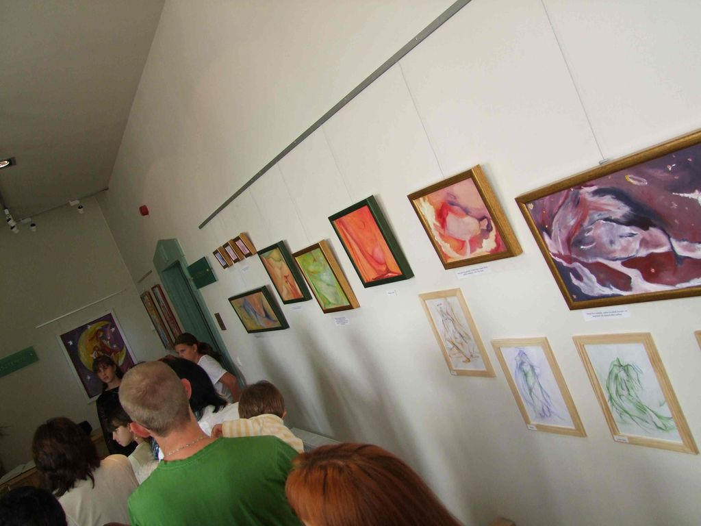 Anka Margit kiállítása - 2009.09.