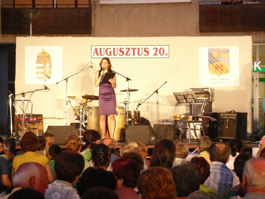 Az államalapítás ünnepe - 2009.08.20.