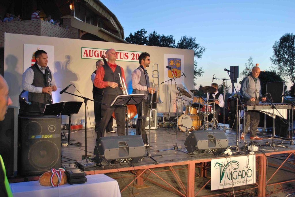Az államalapítás ünnepe - 2012.08.20.
