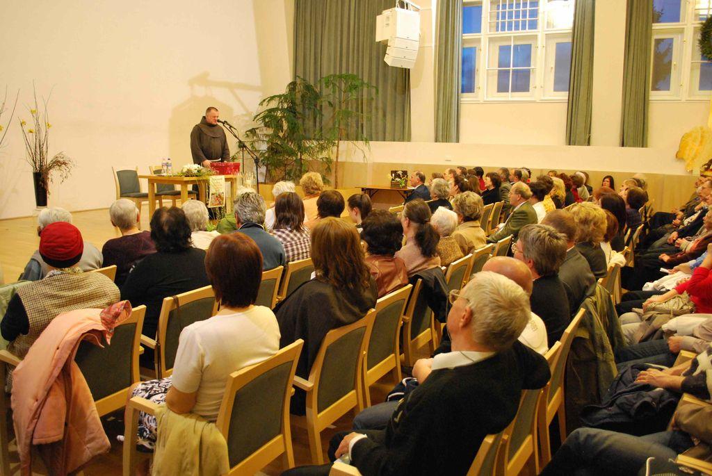 Böjte Csaba előadása - 2012.03.26