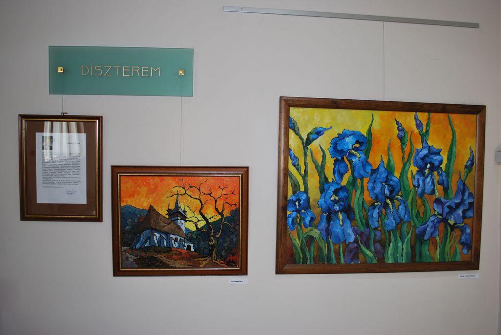Csobaji Zsolt kiállítása - 2010.01.
