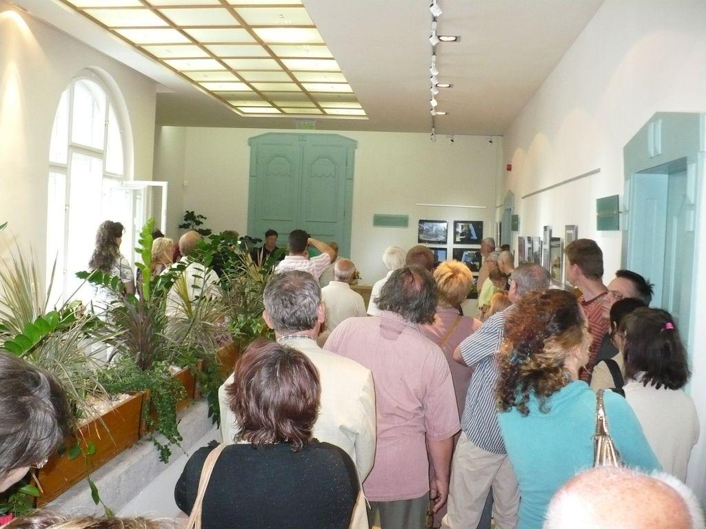 Czibor Éva kiállítása - 2008.07.