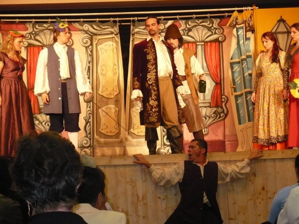 Don Giovanni ősbemutató - 2009.05.01.