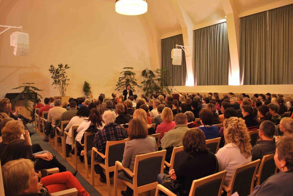 Dr. Csernus Imre előadása - 2010.11.24.