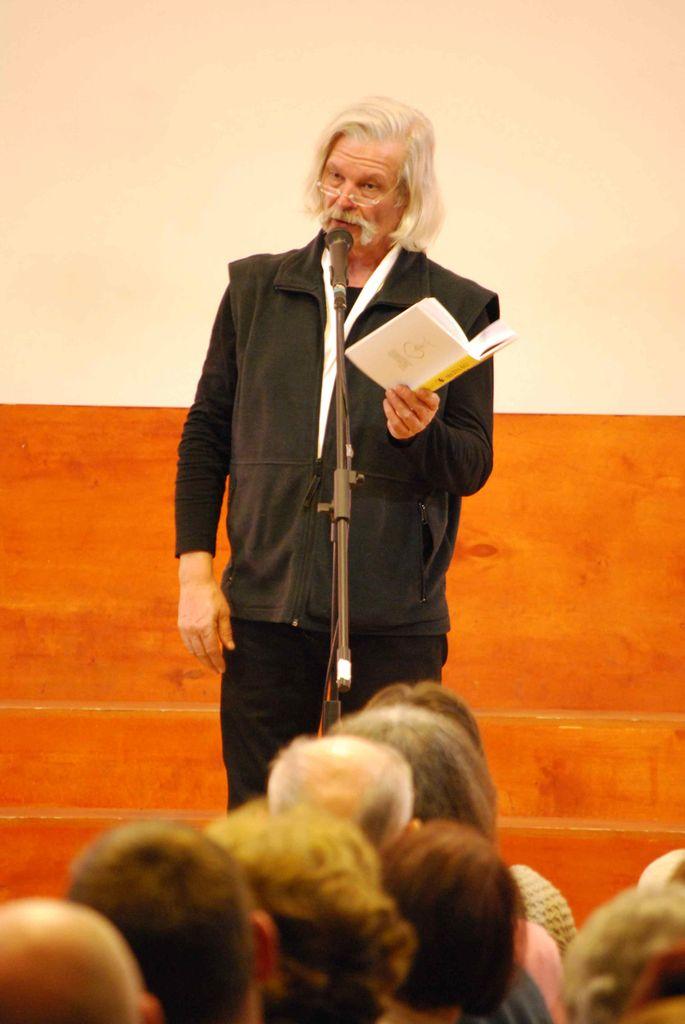 Dr. Papp Lajos előadása az advent jegyében - 2013.12.13.