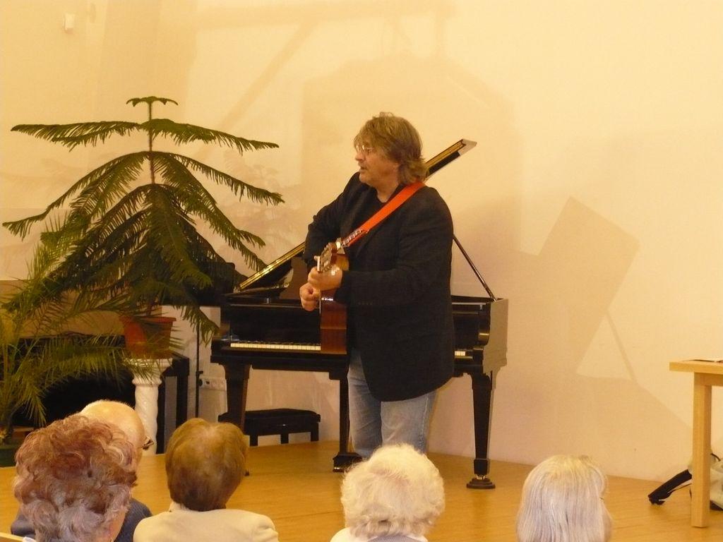 Dörner György előadói estje - 2008.10.24.