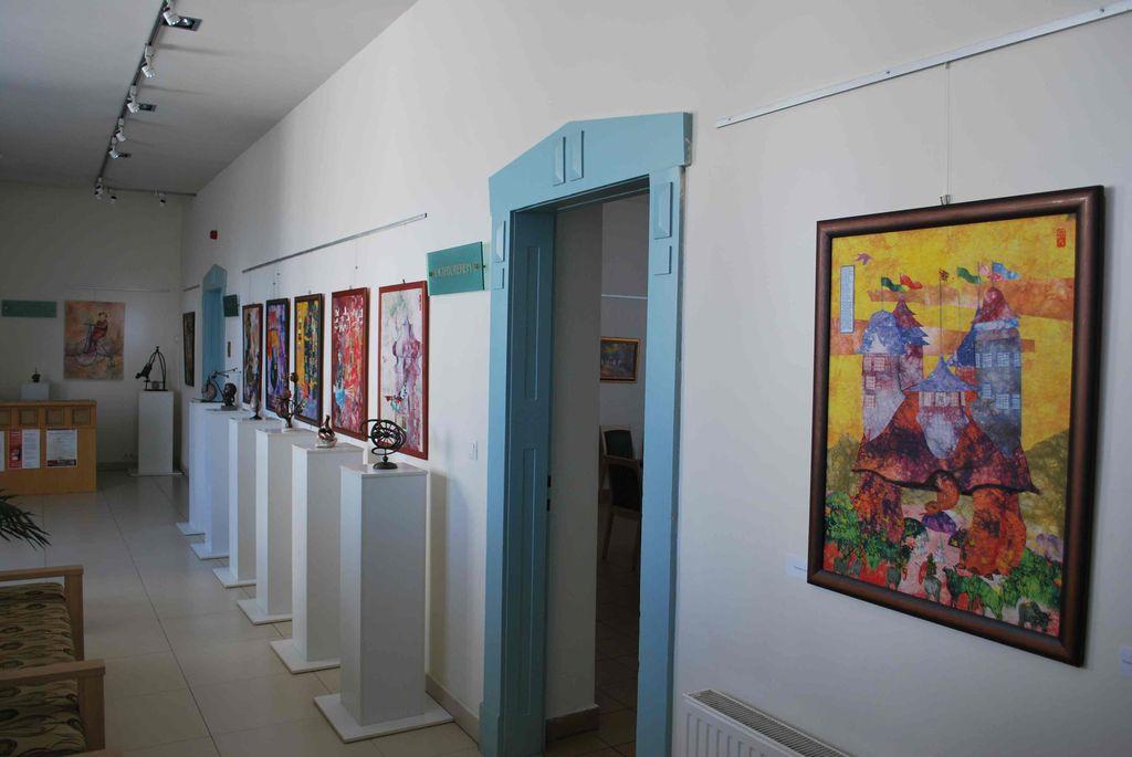 Dunakeszi NÉGYEK plusz kiállítása - 2013.03.
