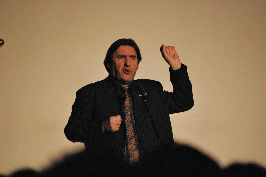 Eperjes Károly előadása a Magyar Kultúra Napján - 2011.01.22.