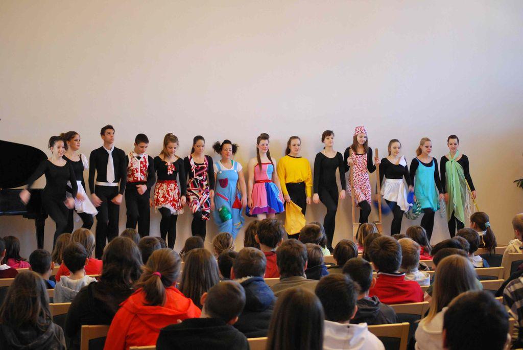 Filharmónia sorozat a Baross Imre Artistaképző növendékeivel - 2012.03.07