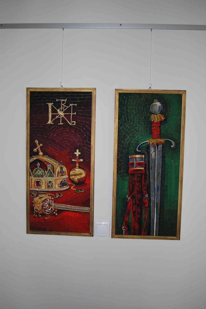 Gy. Erdei Júlia kiállítása - 2013.07.