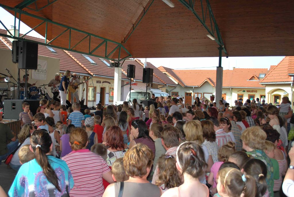 Halász Judit Csiribiri című élő koncertje - 2010.06.11.