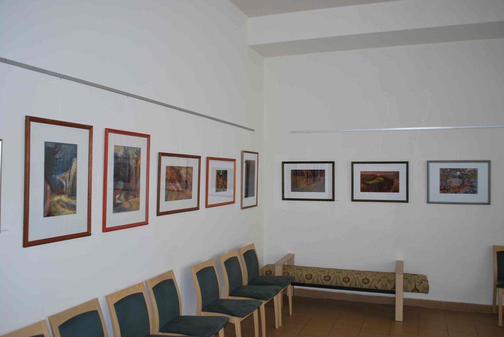 Hanula Judit kiállítása - 2012. 12.
