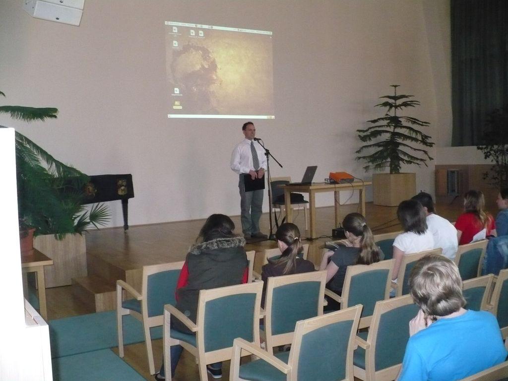 Helytörténeti előadássorozat - Selmeczi Lajos előadása - 2009.04.07.