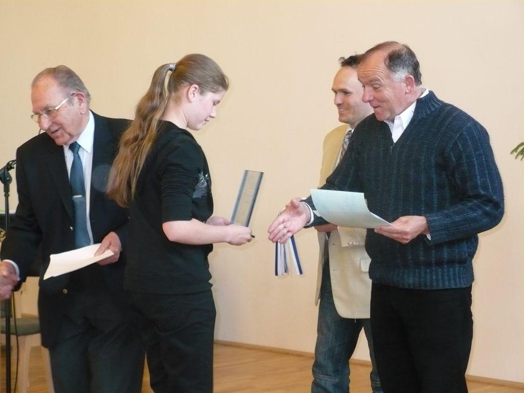 Helytörténeti vetélkedő - 2009.04.28.