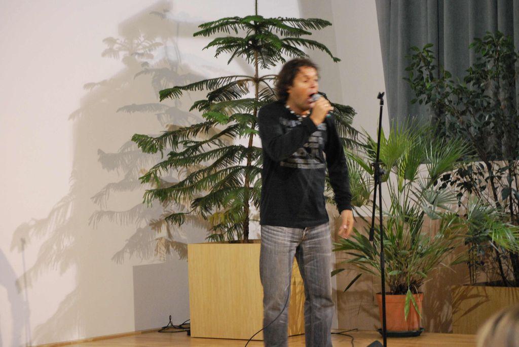 Hevesi Tamás estje - 2009.10.17.