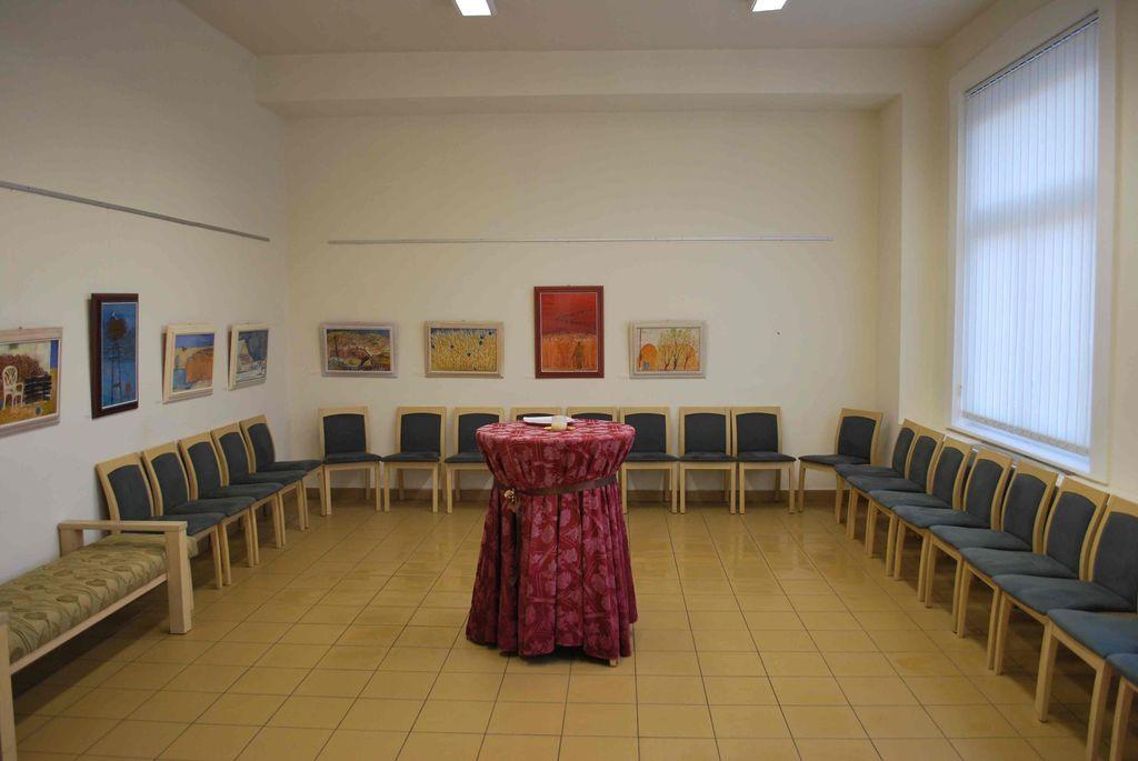 Hézső Ferenc kiállítása - 2012.11.