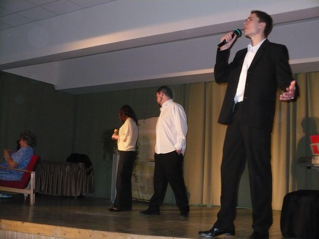 Időutazás - a MERLOT Társulat bemutatkozó előadása - 2009.03.07.