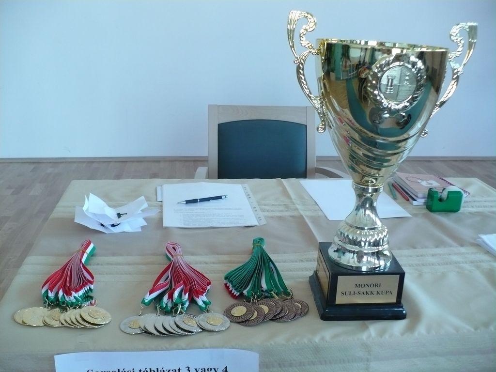 Iskolák közötti sakkverseny - 2009.04.03.