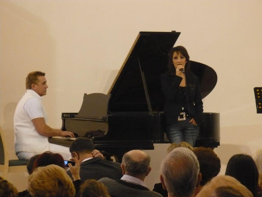 Keresztes Ildikó és Popper Péter előadói estje - 2009.02.27.