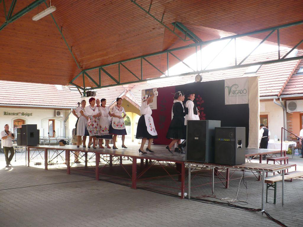 Kistérségi Népzenei - és Néptánc Találkozó - 2009.09.12.