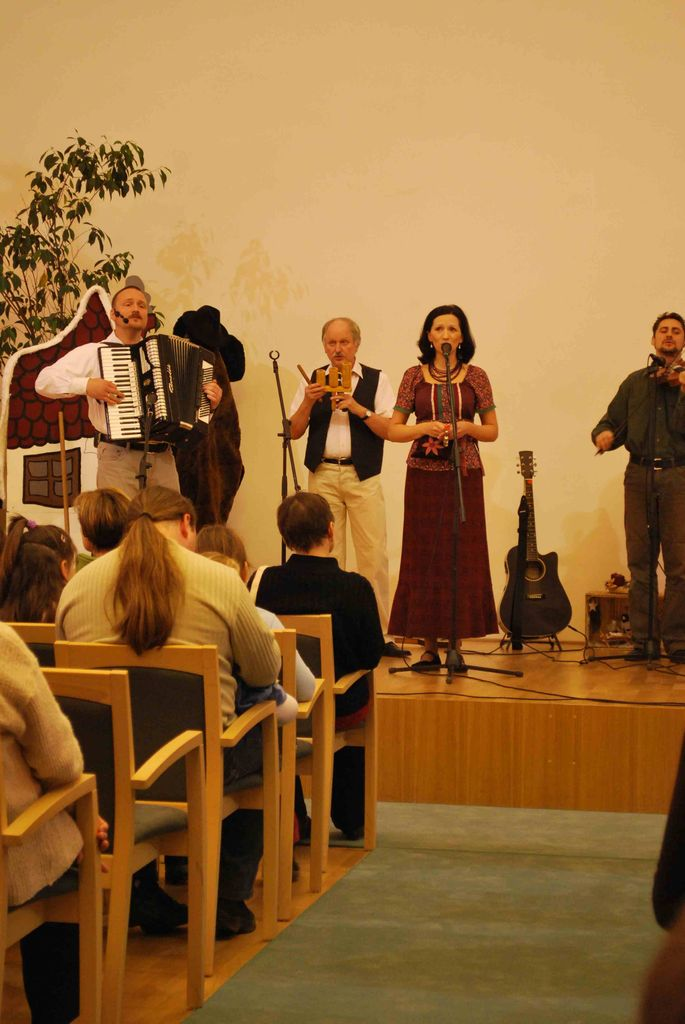 Kolompos együttes koncertje - 2010.11.28.