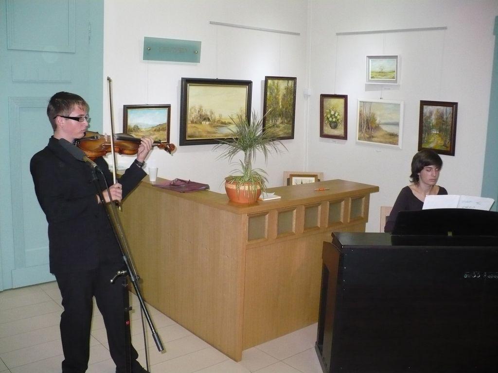 Magdó Attila kiállítása - 2008.11.