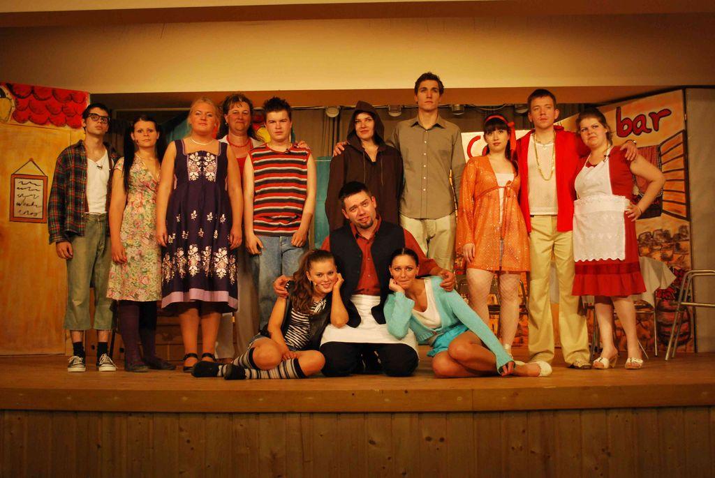 Merlot Társulat: Az anconai szerelmesek - 2011.05.07-08.