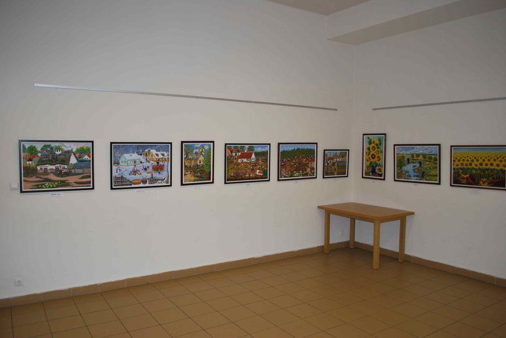 Mándoki Halász Zsóka kiállítása - 2013.09.