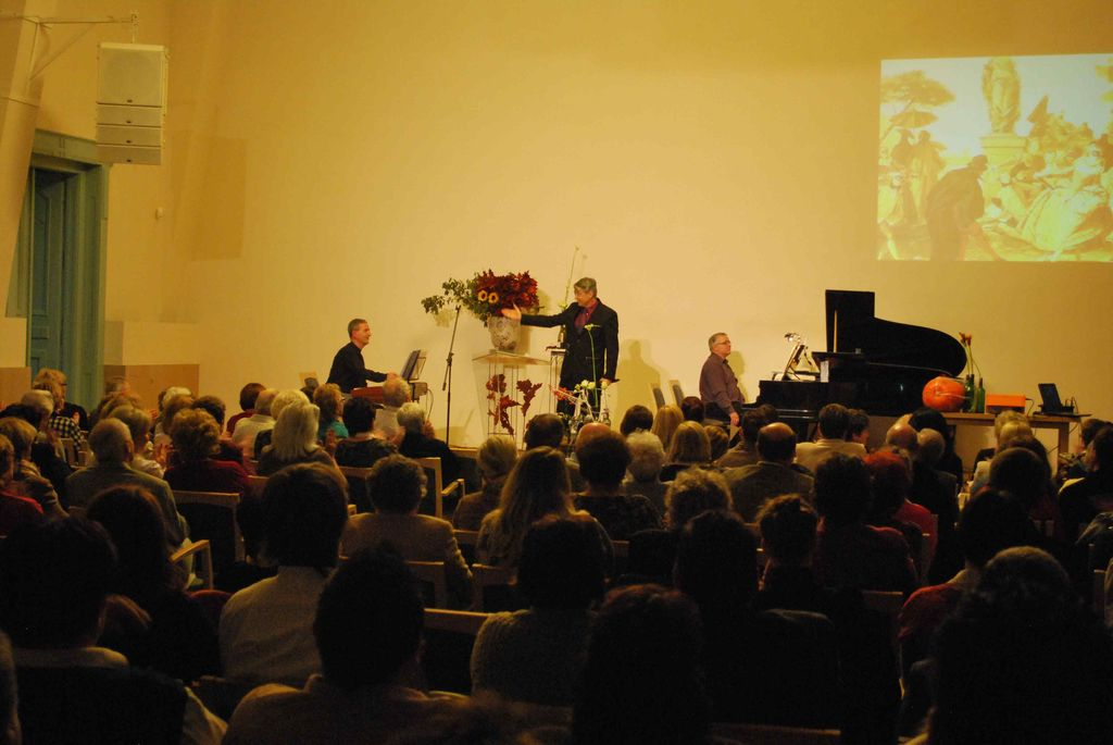 Mocsári Károly és barátainak koncertje - 2013.10.19.