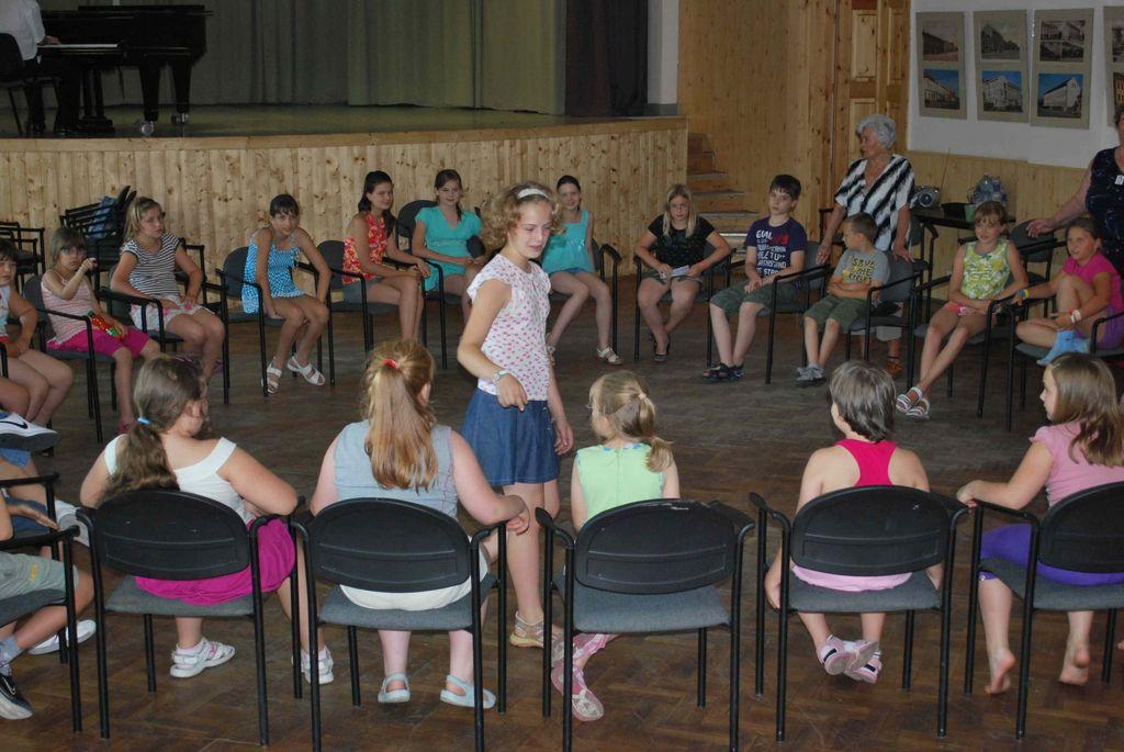 Művészeti napközis tábor - 2010.07.