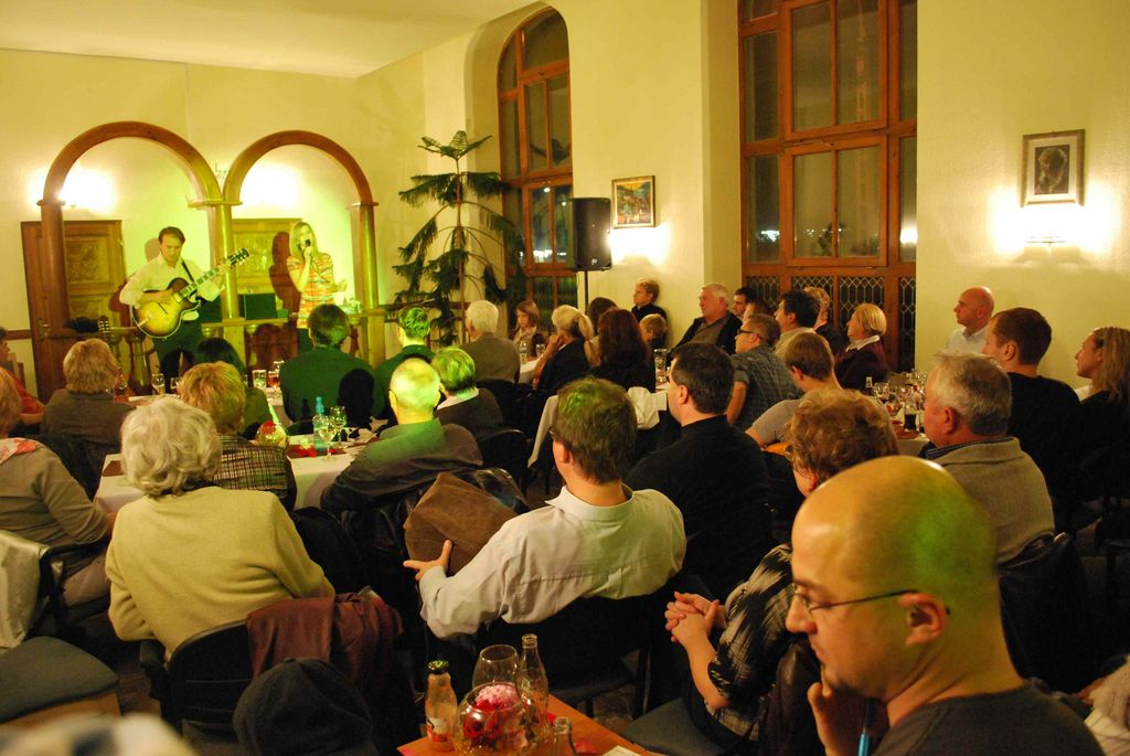 Myrtill és Pintér Tibor koncertje - 2010.10.07.
