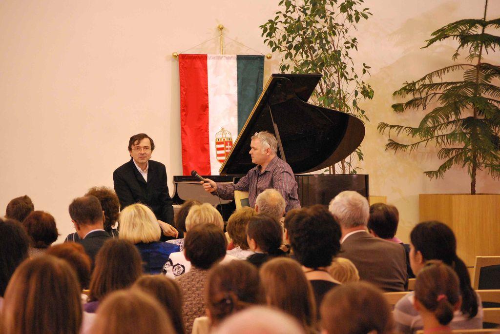 Nagy Péter zongoraestje - 2010.05.25.