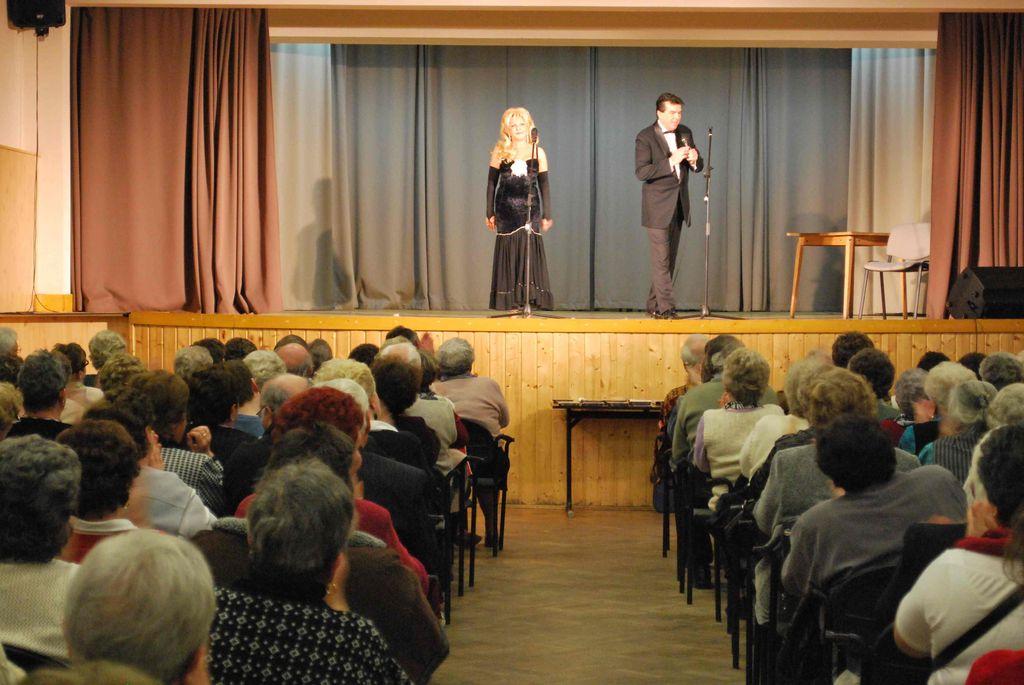 Nőnapi operett - 2013.03.07.