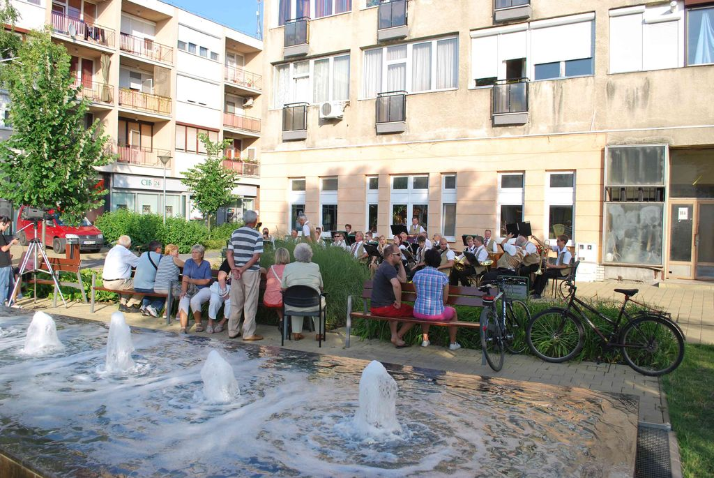 Nyáresti koncertek - 2013.07.14.