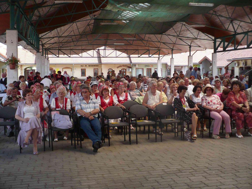 Nyugdíjas Kulturális Találkozó - 2011.06.05.