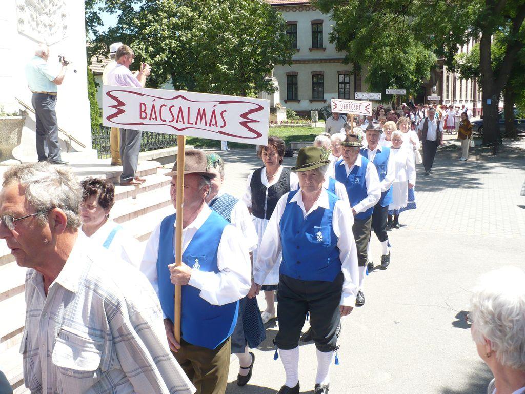 Nyugdíjas Kulturális Találkozó - 2009.06.14.