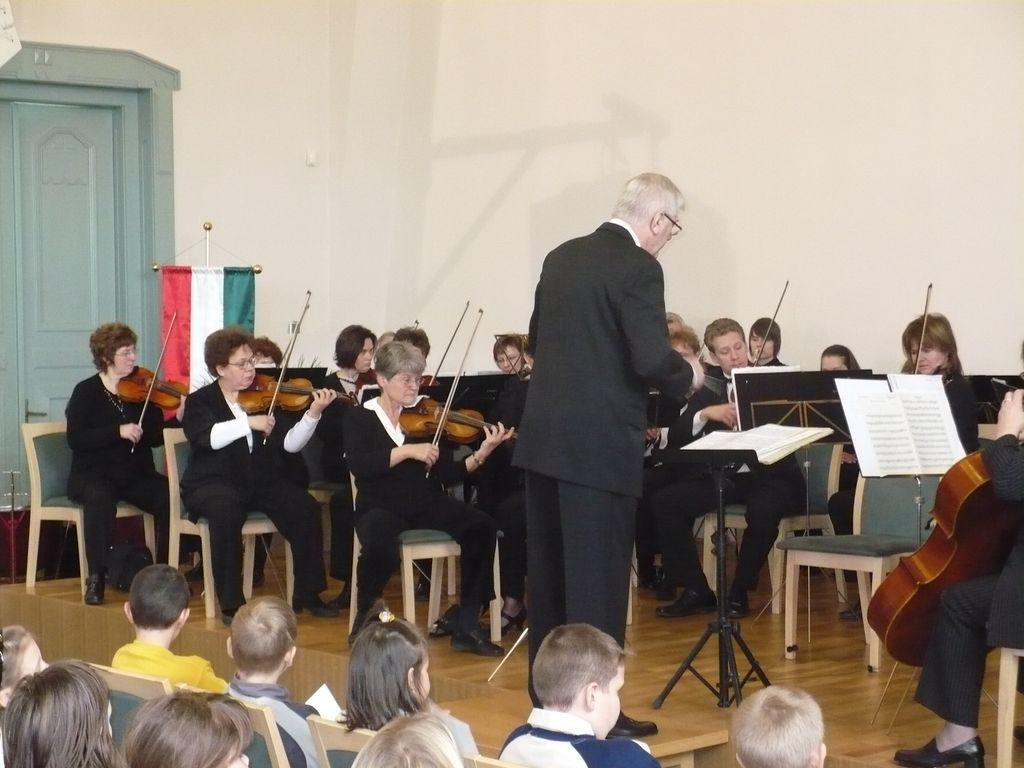 Pest Megye Szimfonikus Zenekara - 2009.03.18.
