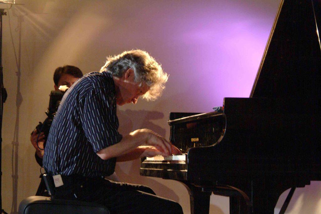 Pleszkán Frigyes koncertje - 2009.07.10.