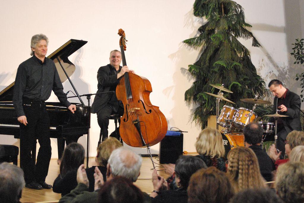 Pleszkán Frigyes és barátainak koncertje - 2010.01.17.