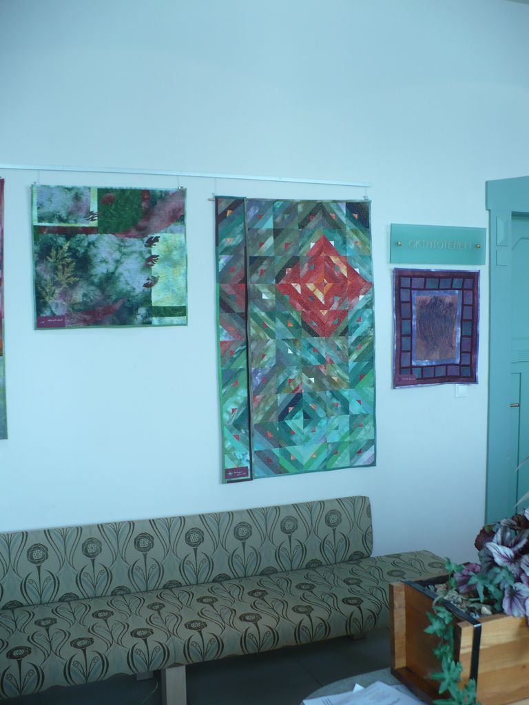 Pásztor Piroska kiállítása - 2008.12.
