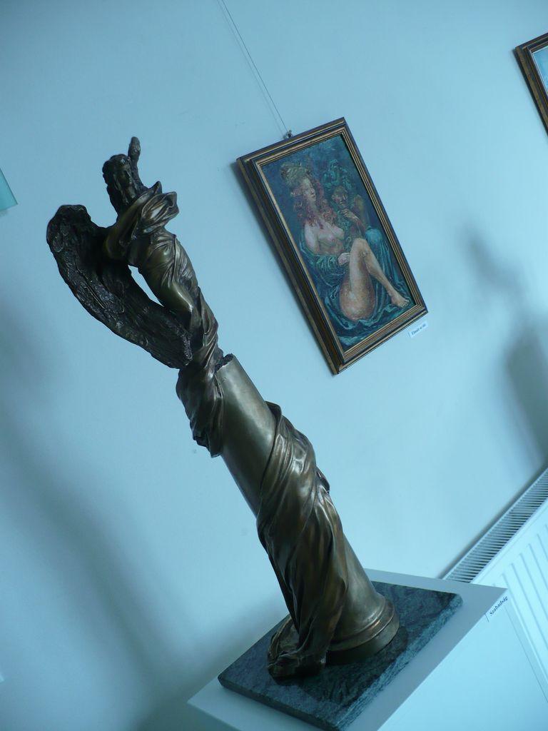 Simorka Sándor kiállítása - 2009.04.