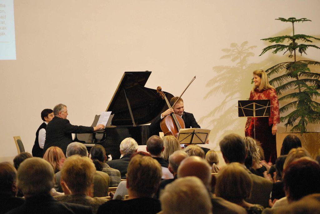 Szereti Ön Brahmsot? - 2009.12.06.