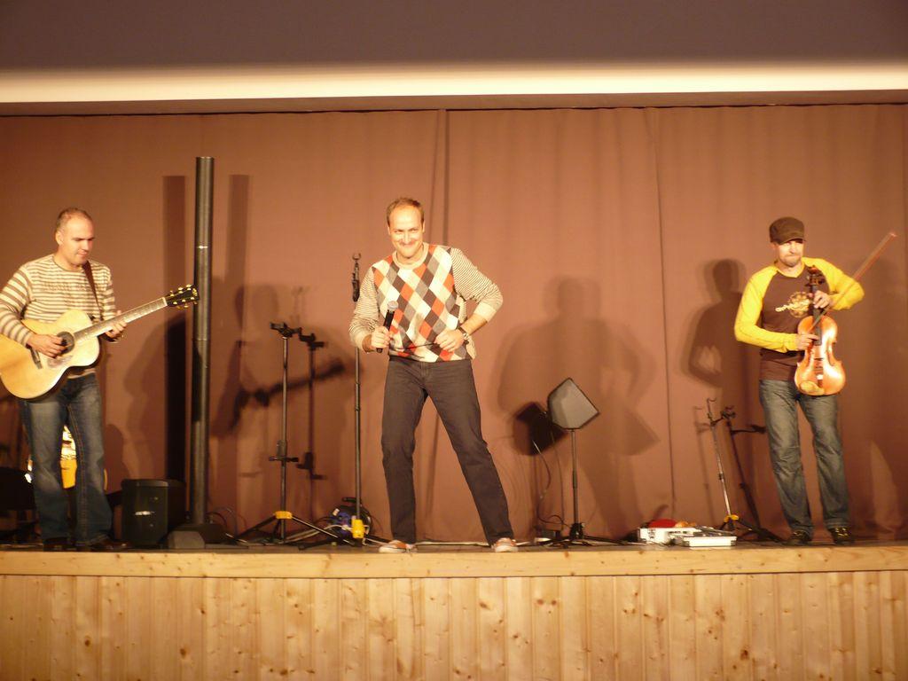 Töklámpás faragás és Alma Együttes koncertje - 2008.10.31.
