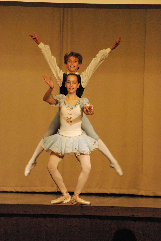 Tánc-Zene - a Táncművészeti Egyetem Balett tagozata - 2009.11.10.