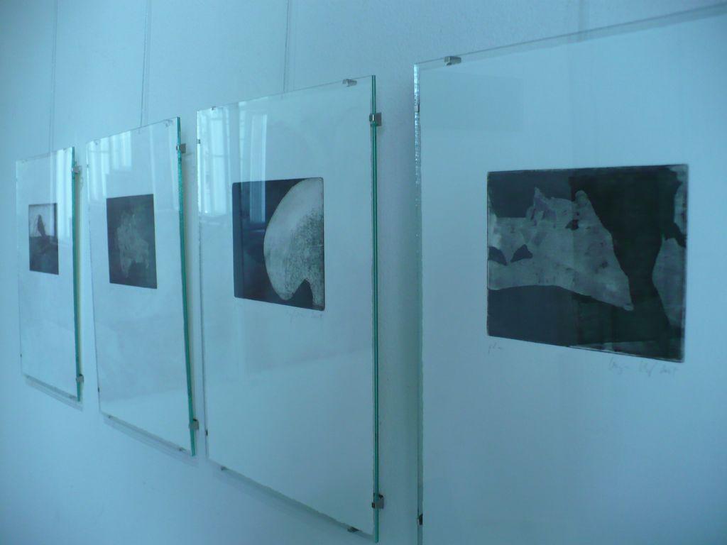 Varga Virág kiállítása - 2008.09.
