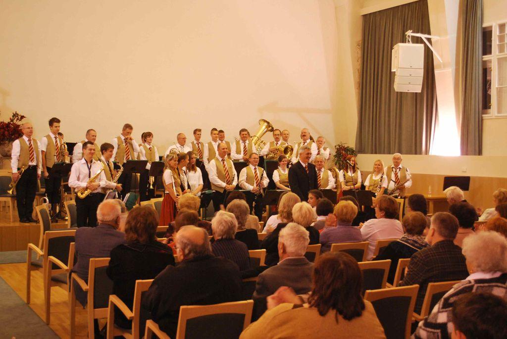 Vecsési fúvószenekar koncertje - 2013.11.16.
